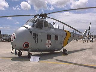 Helicopter Sikorsky S-55 / H-19 general technical description